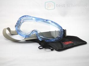 Schimmelpilz-augenschutz-brille