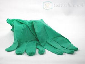 Schimmelpilz-schutz-handschuhe