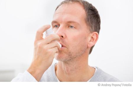 Schimmel-Asthma